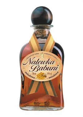 Nalewka Babuni Honey